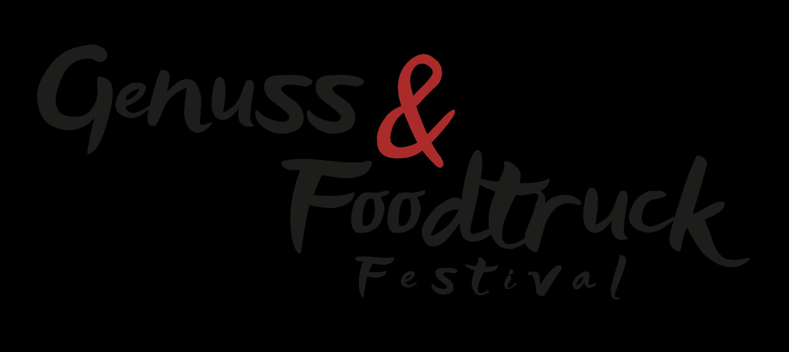 Logo Genuss & Foodtruck Festival