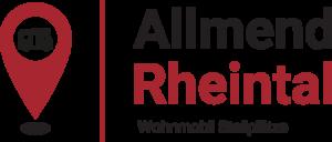 Logo Wohnmobil Stellplätze Allmend Rheintal in Altstätten