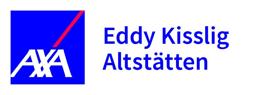 Logo AXA Versicherung Eddy Kisslig Altstätten