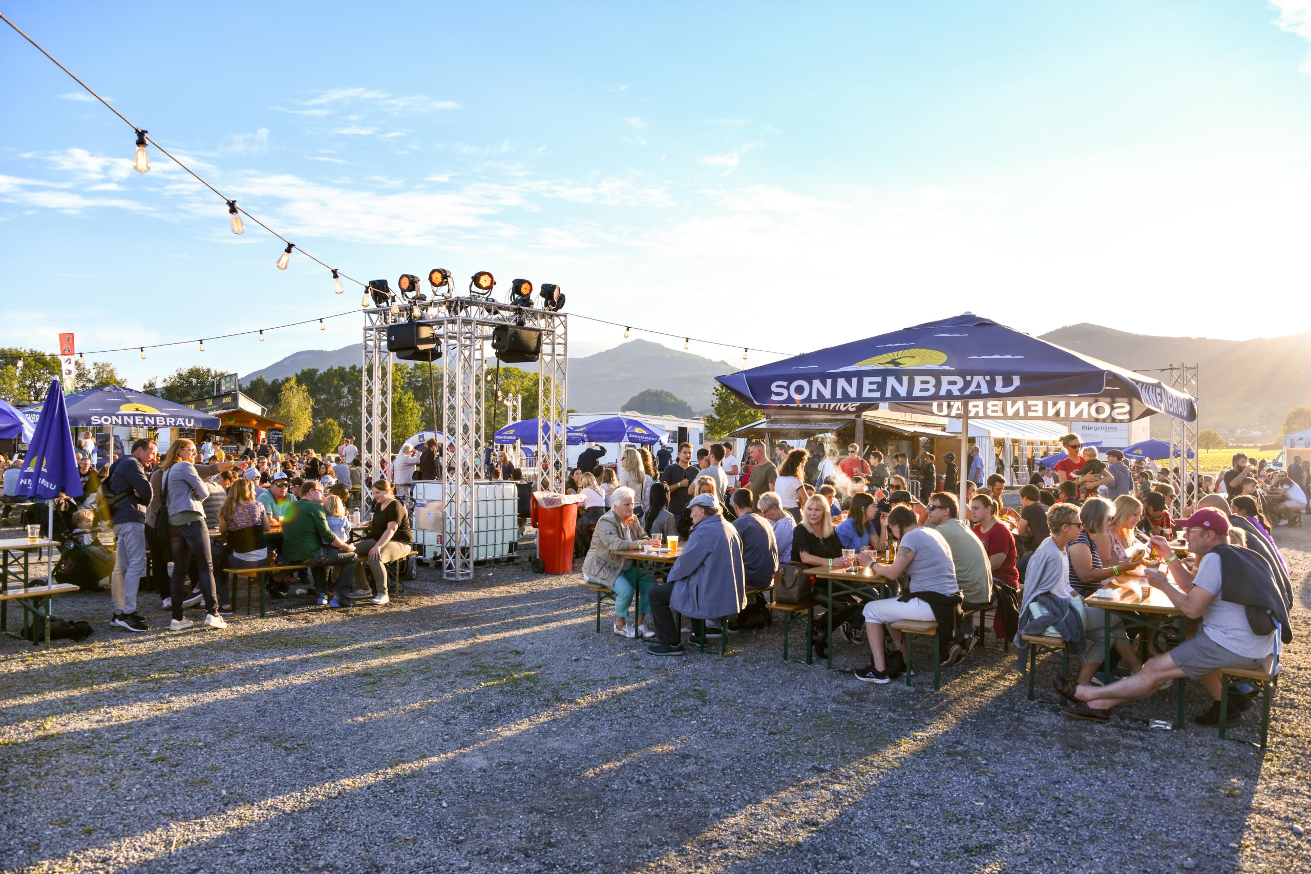 Genuss & Foodtruck Festival Rheintal Altstätten Streetfood-Festival